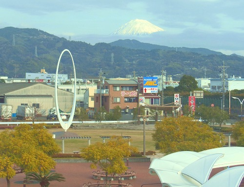富士山タイトル