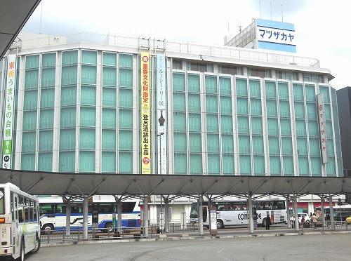 バス・松坂屋