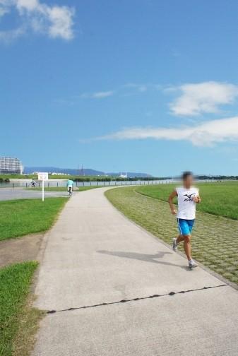 ジョギング②