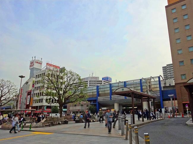 JR「赤羽」駅(東口)