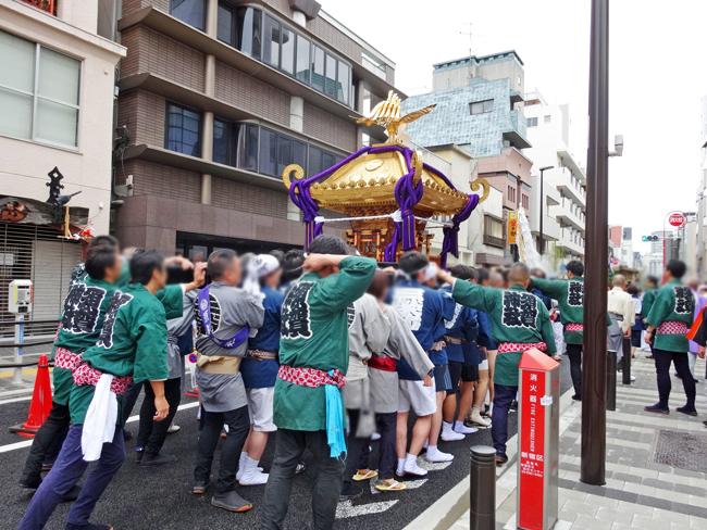 須賀神社 例大祭