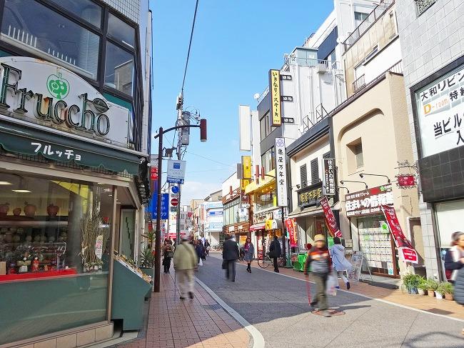 モトスミ・ブレーメン通り商店街(サウステラスより約90m・ノーステラスより約180m)