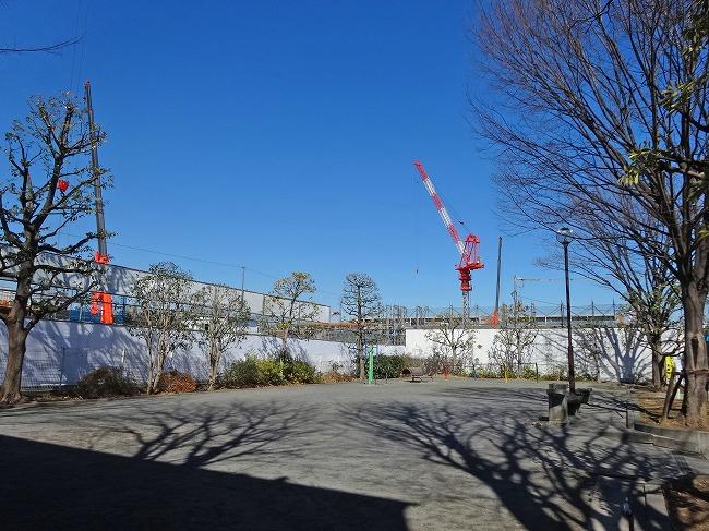 井田中ノ町南公園
