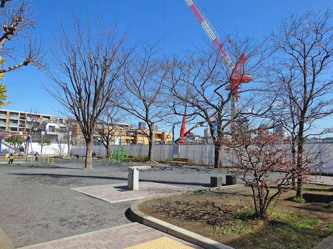 井田中ノ町北公園