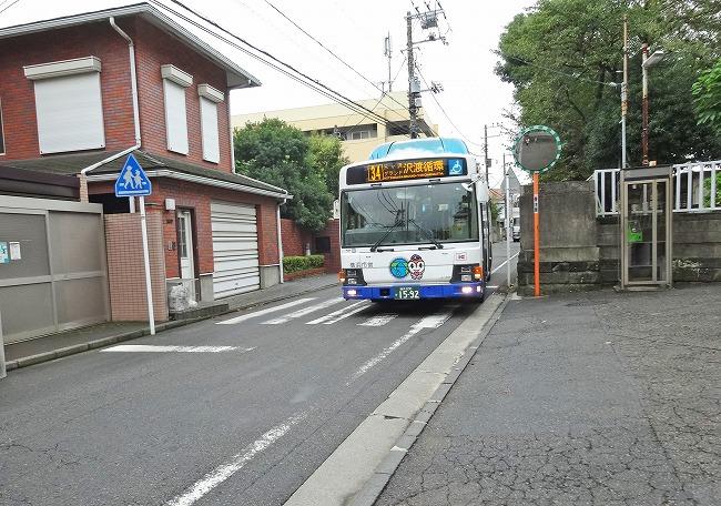 横浜市営バス 34系統