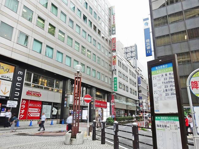 横浜駅西口 深夜バス