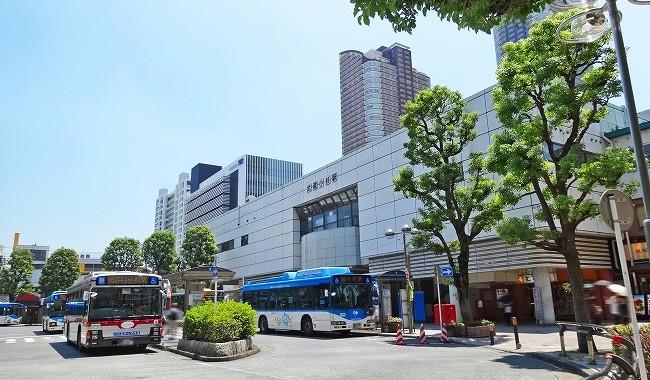 武蔵小杉駅(北口)