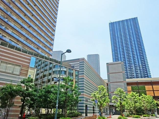 「武蔵小杉」駅 南口周辺